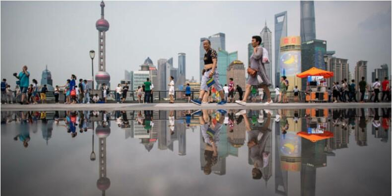 La croissance de la Chine au plus bas depuis 30 ans, plombée par la guerre commerciale