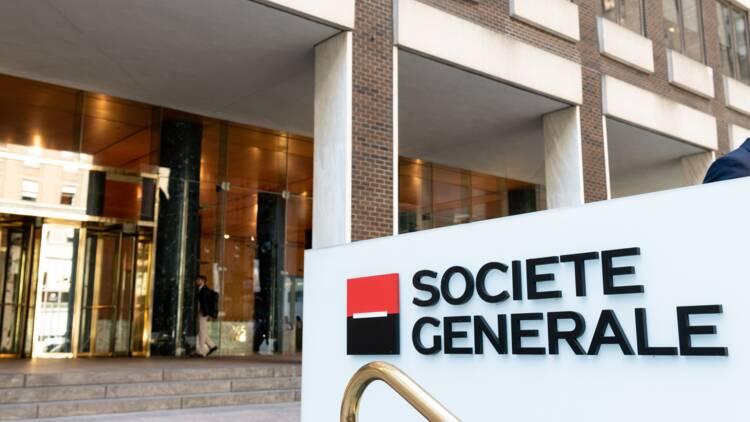 """Taux négatifs : la Societé Générale se """"pose la question"""" de taxer les gros dépôts"""