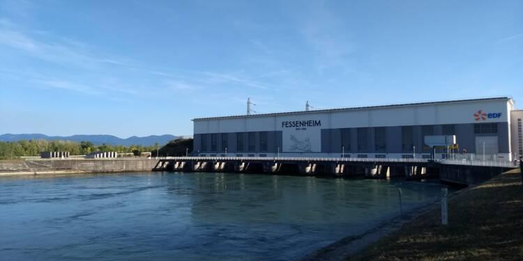 Nucléaire : EDF recevra au moins 400 millions de l'Etat pour la fermeture anticipée de Fessenheim