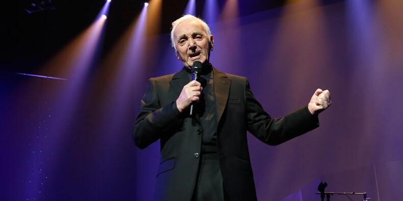 Charles Aznavour : un an après sa mort, le fisc s'intéresse toujours à lui