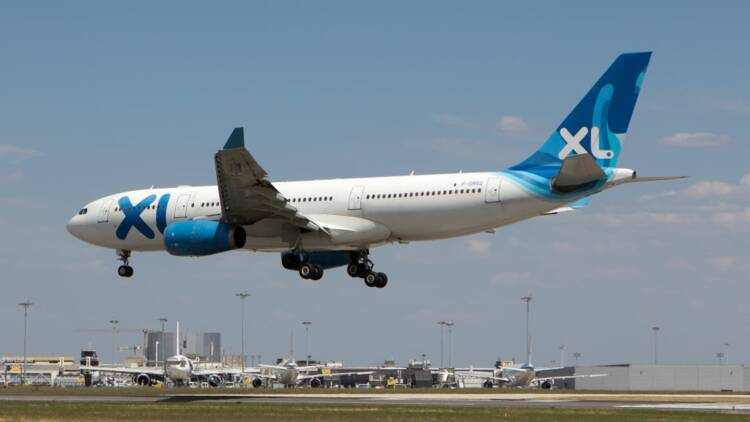 XL Airways interrompt ses vols d'ici le verdict du tribunal de commerce mercredi