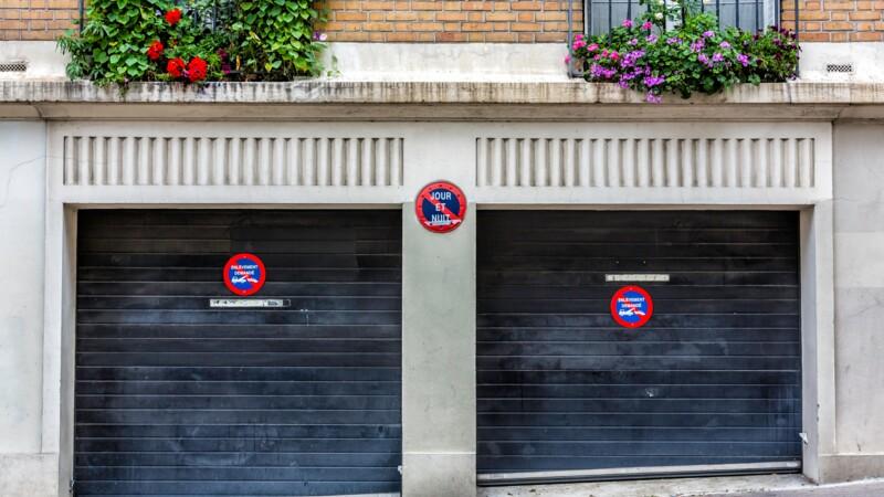 Taxe d'habitation et parking