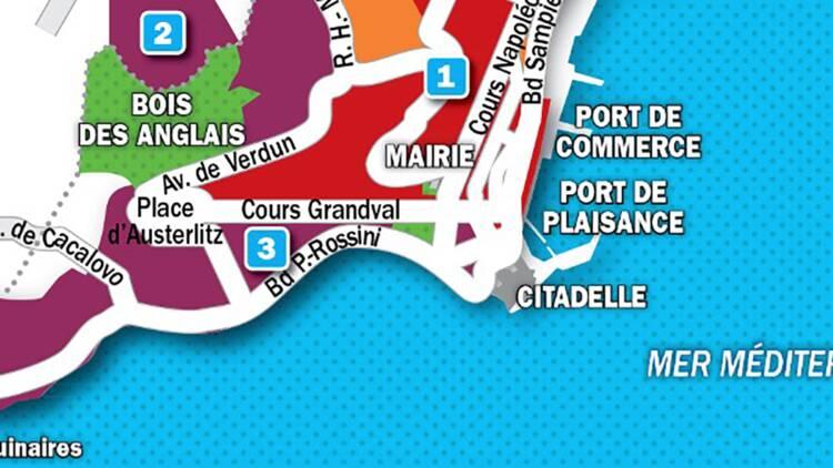 Immobilier à Ajaccio : la carte des prix 2019