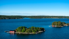 Suède : une île mise en vente au prix d'un appartement parisien