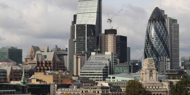 La chute des prix de l'immobilier s'accélère au Royaume-Uni