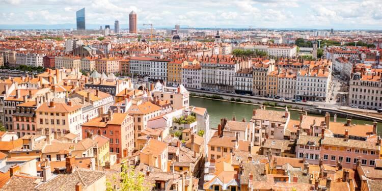 Des logements à prix cassés à Lyon
