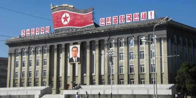 La Corée du Nord en manque d'aliments, Kim Jong Un incrimine les typhons et les inondations
