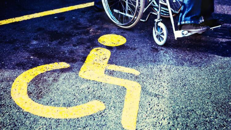 Pluie de PV sur les handicapés à Paris