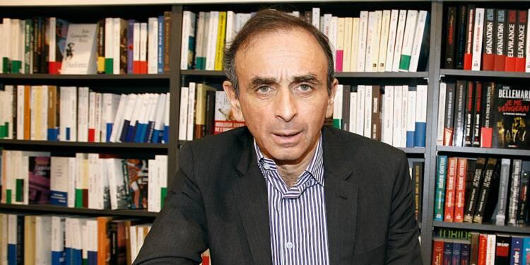 RTL met fin à sa collaboration avec Éric Zemmour