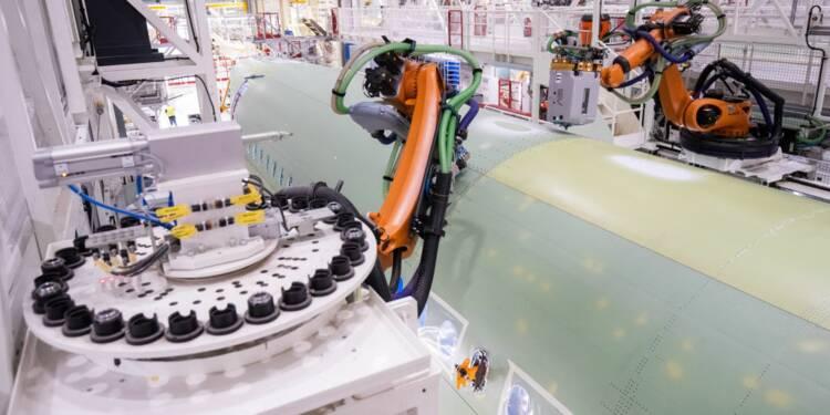 Après Boeing, Airbus prend le virage de la robotisation
