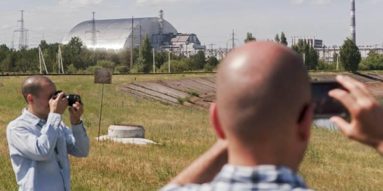 On peut maintenant visiter le réacteur 4 de Tchernobyl
