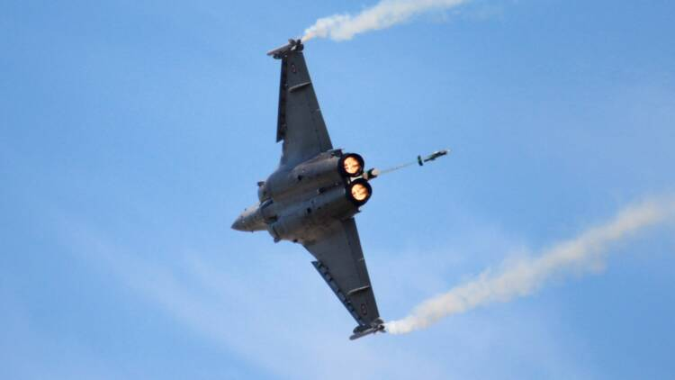 Défense : envolée des ventes d'armes de la France, n°3 mondial