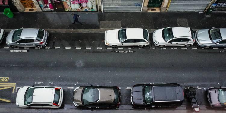 Paris : un stationnement plus cher pour les SUV et les véhicules encombrants ?