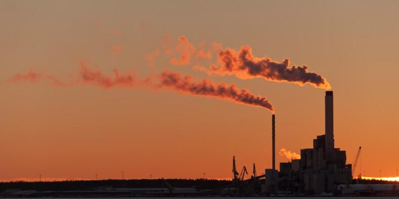 Ces 20 entreprises émettraient un tiers du dioxyde de carbone dans le monde