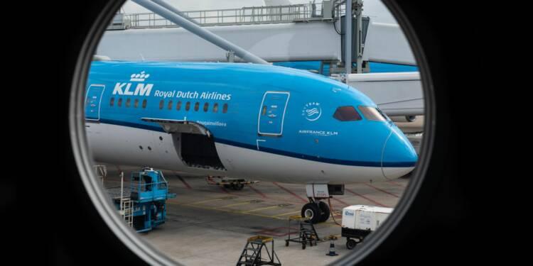 Des produits contaminés à la listeria dans des avions KLM ?