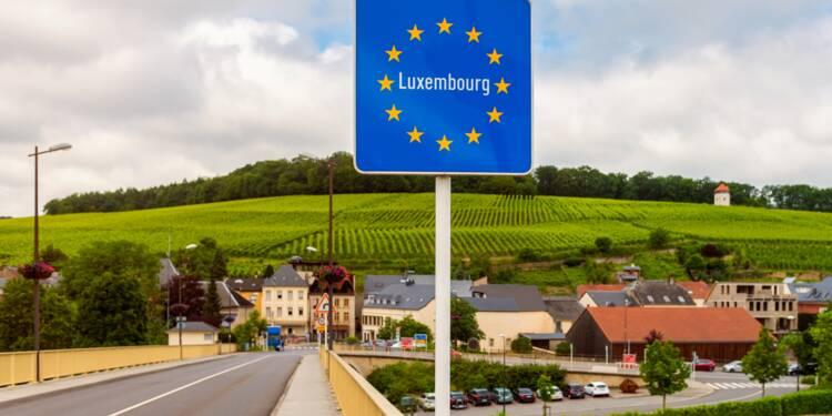 Pas de double imposition pour les frontaliers travaillant au Luxembourg