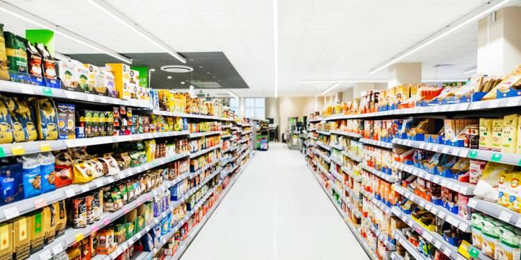 Ouverture sous tension d'un hypermarché en libre-service en Haute-Loire