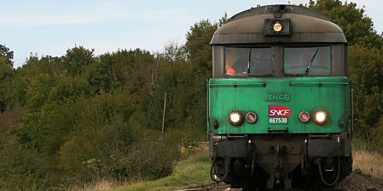 Fret SNCF, dans le rouge, va sabrer dans les effectifs