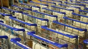 La solution radicale d'un supermarché de Cergy contre le vol de chariots