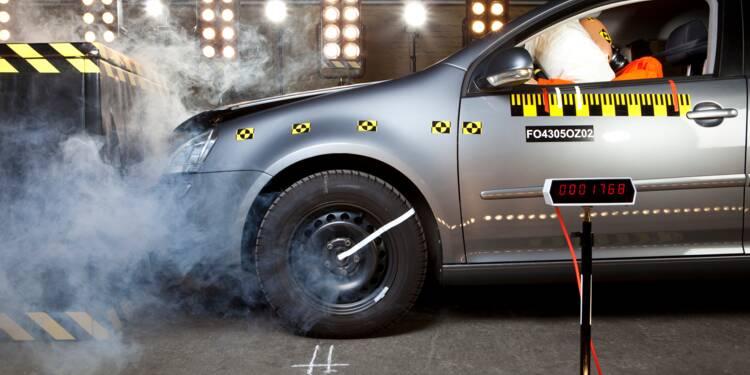 La nouvelle Peugeot 208 déçoit aux crash-tests