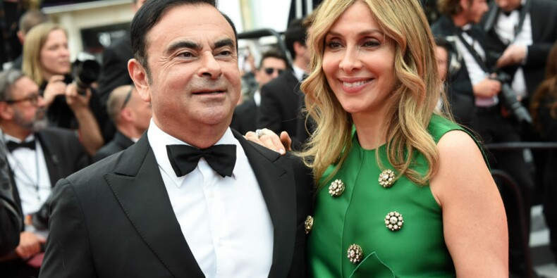 """Carlos Ghosn : sa femme dénonce le """"silence assourdissant"""" de la France"""