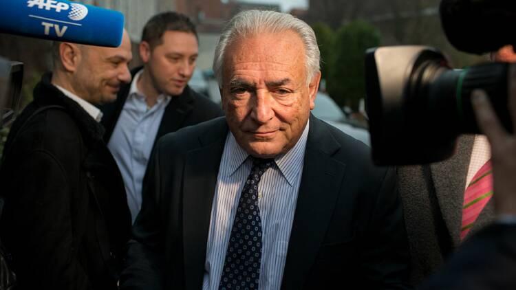 """Dominique Strauss-Kahn, désespéré par l'Europe, se dit """"brexiter"""""""
