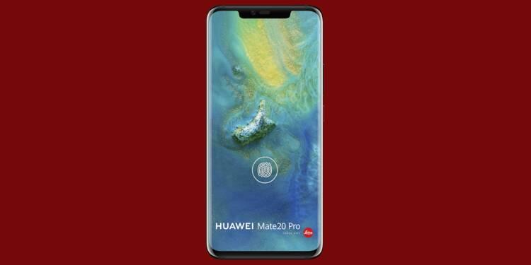 Huawei : 3 smartphones en promotion chez Cdiscount
