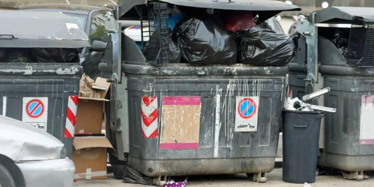 Rome : la crise des déchets n'en finit pas