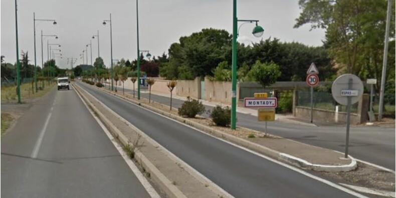 La route du futur inaugurée près de Béziers