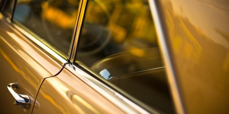 Un BMW X5 retiré de la circulation en Allemagne car... trop doré