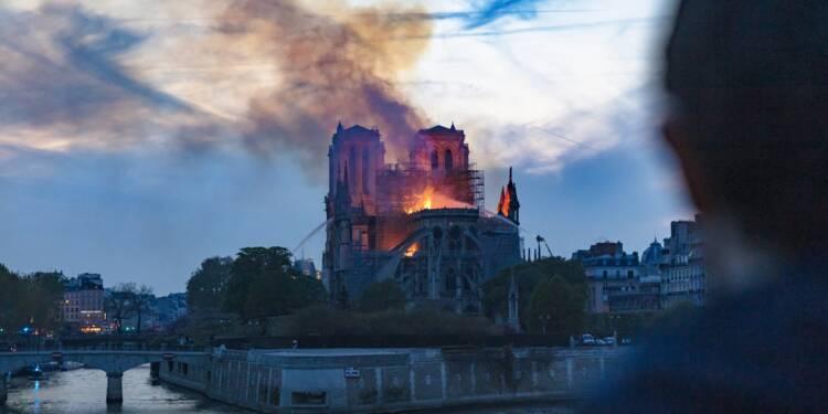 L'incendie de Notre-Dame a coûté leur poste à 38 personnes