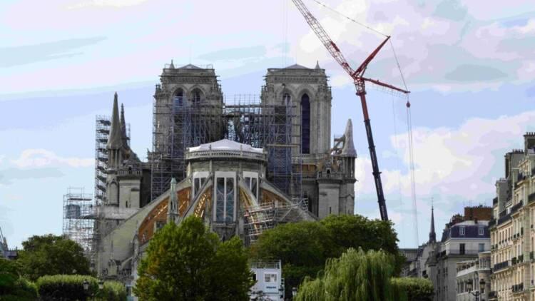 Notre-Dame de Paris : presque un milliard d'euros de promesses de dons