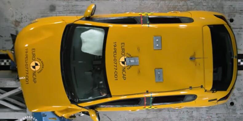 Euro NCAP : la nouvelle Peugeot 208 déçoit aux crash-tests