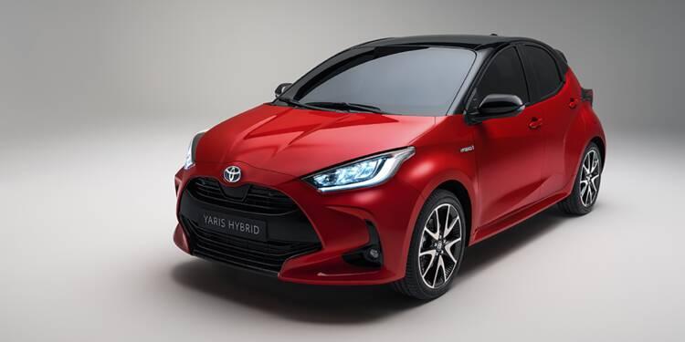 Toyota Yaris 4 : style plus agressif et nouveau moteur hybride au programme
