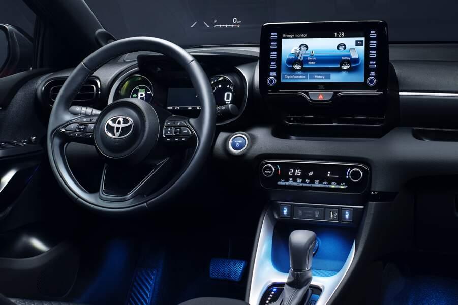 La Nouvelle Toyota Yaris 2020 En Images