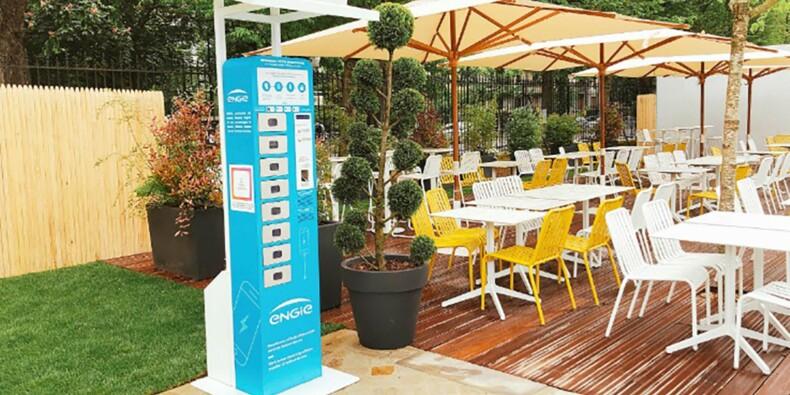 Batteries de portables, cantine, tourisme... 3 start-up qui innovent