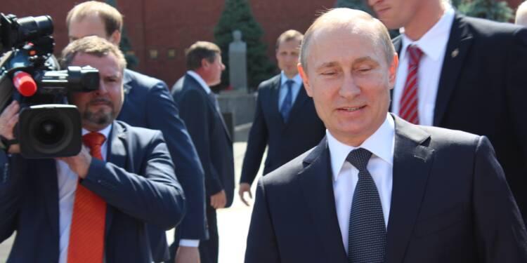 Vladimir Poutine vise un retour en force de la Russie en Afrique