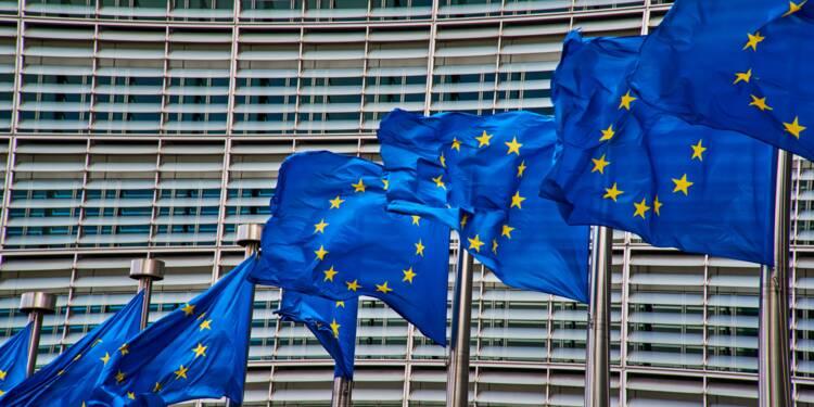 """Croissance : l'économie dans une situation comparable """"à celle d'une guerre"""", juge l'UE"""