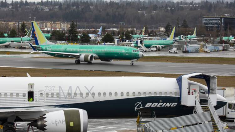 737 MAX : nouvelle révélation embarrassante pour Boeing