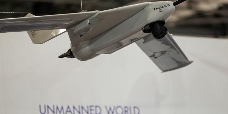Défense : Thales plonge en Bourse après l'avertissement sur ses ventes