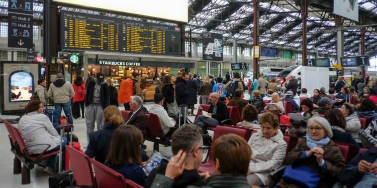 SNCF : grève surprise de la CGT, grosses perturbations sur les TER et RER