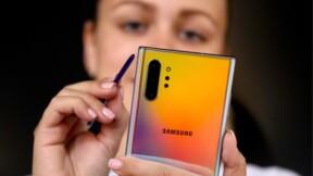Smartphones Galaxy : Samsung recommande d'effacer toutes les empreintes digitales