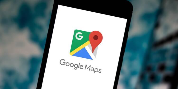 Comme Waze, Google Maps va aussi annoncer les radars sur iPhone