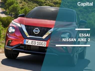 Le nouveau Nissan Juke 2 à l'essai, nos premières impressions