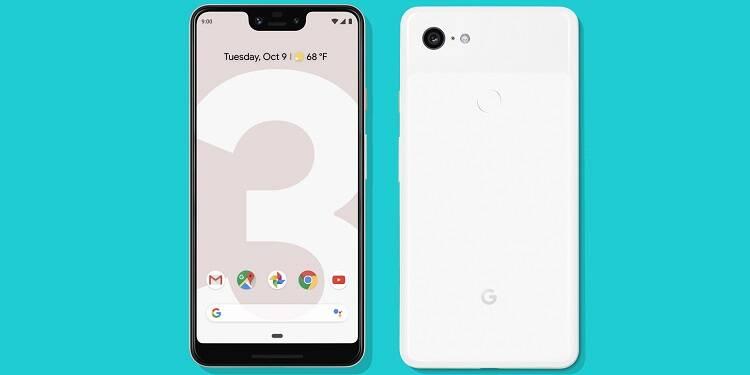Google Pixel : 400 euros de réduction sur le smartphone 3 XL chez Darty