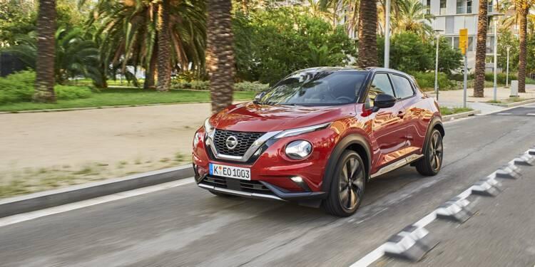 Essai Nissan Juke 2 : le même en mieux !
