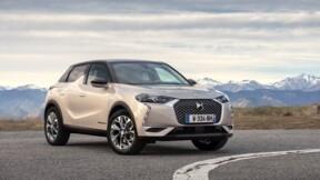 DS3 Crossback E-Tense : un SUV électrique 100% français
