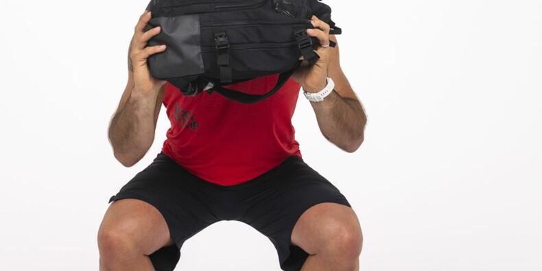 Un exercice pour muscler vos jambes au bureau