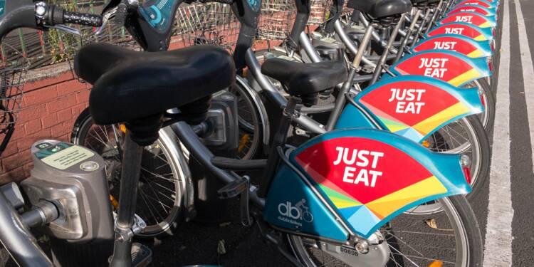 Livraison de repas : Just Eat fait l'objet d'une offre d'achat hostile