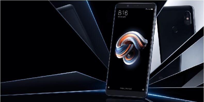 Xiaomi : le smartphone Redmi Note 5 disponible à moins de 200 euros
